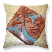 Serena - Tile Throw Pillow