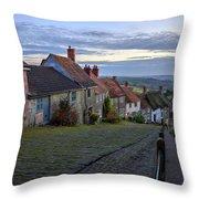 Shaftesbury - England Throw Pillow