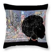 Sound Of Music Collection Throw Pillow