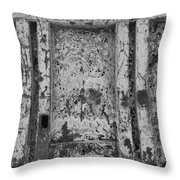 Steele Wall Throw Pillow