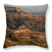 Sunrise Point Throw Pillow