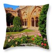 Tarragona, Spain Throw Pillow