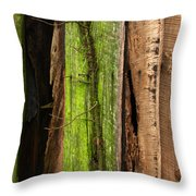 Texture Series Throw Pillow