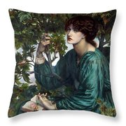 The Day Dream Throw Pillow