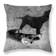 The Inner Me Throw Pillow
