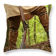 The Scout Throw Pillow