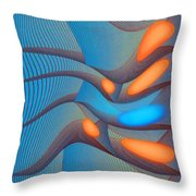 The Seventh Opinion Throw Pillow