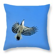 The Sky Is My Limit Throw Pillow