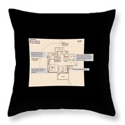 The Stars Of Kovan Condo Throw Pillow