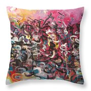 Thinking Of Home Throw Pillow
