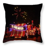 To Honor America Throw Pillow