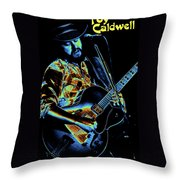 Toy Caldwell In Spokane 2 Throw Pillow