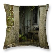 Travel Photography  Throw Pillow
