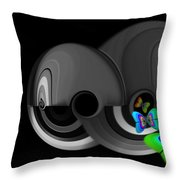 Untitled Image Throw Pillow