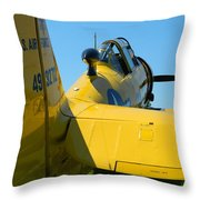 Vehicles Series Throw Pillow