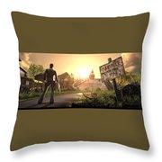 Video Game Throw Pillow