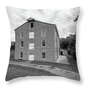 Watkins Woolen Mill State Park And State Historic Site Throw Pillow
