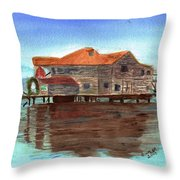 West End Roatan Throw Pillow