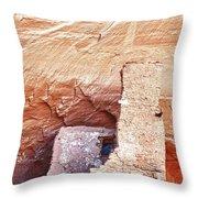 White House Ruin Throw Pillow