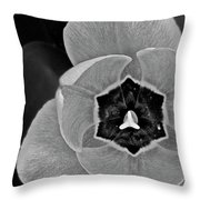 With Arms Wide Open Throw Pillow