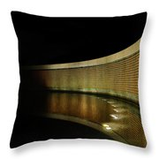 World War II Memorial - Stars Throw Pillow