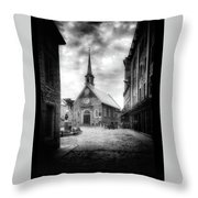 Worship Throw Pillow