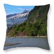 Alaska_00020 Throw Pillow