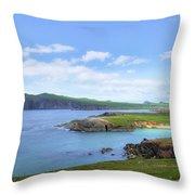 Dingle Peninsula - Ireland Throw Pillow