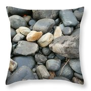 Msc Throw Pillow