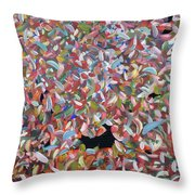 20 Questions With Tracy Throw Pillow