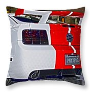 2006 Ford Mustang No 2 Throw Pillow