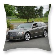 2008 Dodge Magnum Lasswell Throw Pillow
