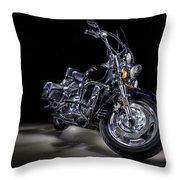 2008 Honda Vtx1300t Throw Pillow