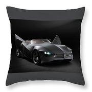 2009 Bmw Gina Concept 9 Throw Pillow