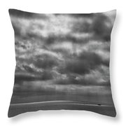 2011 Mar Mediterraneo Throw Pillow