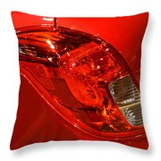 2015 Buick Encore Tail Light Throw Pillow
