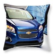 2015 Chevrolet Trax2 Throw Pillow