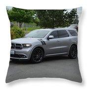 2015 Dodge Durango Rt Webster Throw Pillow