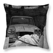 2015 Lancia Flavia Throw Pillow
