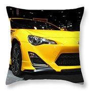 2015 Scion Fr_s Number 1 Throw Pillow