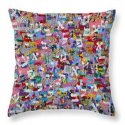 2015036 Genesis Chapters 21 And 22 Throw Pillow
