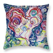 2015_perseverance Throw Pillow