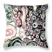 2015_republique Throw Pillow