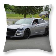 2016 Charger Rt Rice Throw Pillow