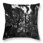 2016 Teleferica Throw Pillow