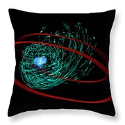 201606040-041a Incoming 3x4 Throw Pillow