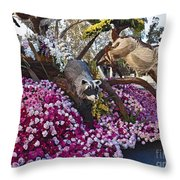 2016rose Parade Rp001 Throw Pillow