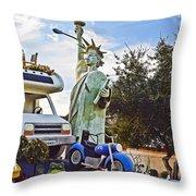 2016rose Parade Rp008 Throw Pillow
