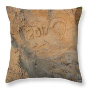 2017 Skydive Spi 2 Throw Pillow