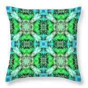 Arabesque 107 Throw Pillow